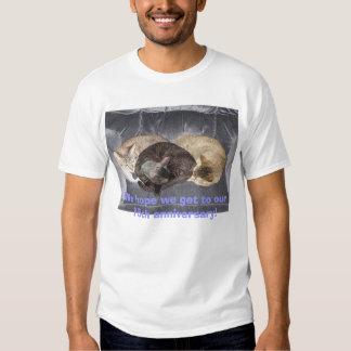 Sleeping Cats T Shirts