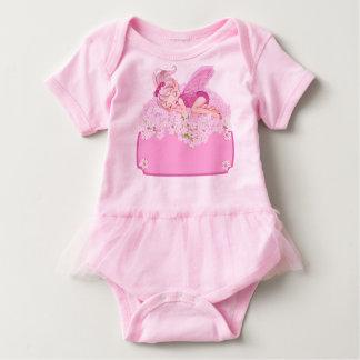 Sleeping Fae Baby Bodysuit