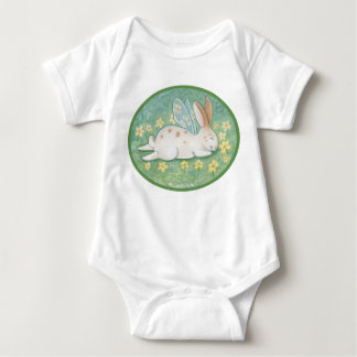 Sleeping Fairy Bunny Infant creeper