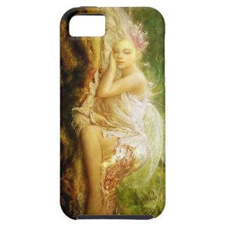 Sleeping Fairy iPhone 5 Cover