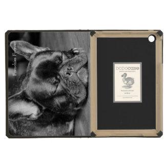 Sleeping French Bulldog iPad Mini Cases