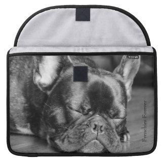 Sleeping French Bulldog MacBook Pro Sleeve