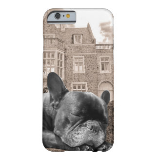 Sleeping French Bulldogs Barely There iPhone 6 Case