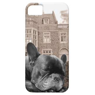 Sleeping French Bulldogs Case For The iPhone 5
