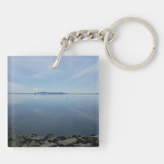 Sleeping Giant, Thunder Bay Keychain