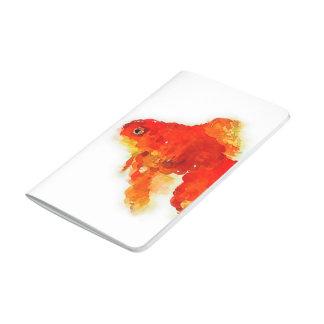 """Sleeping Goldfish"" Notebook / Journal"