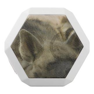 Sleeping Hyena White Boombot Rex Bluetooth Speaker