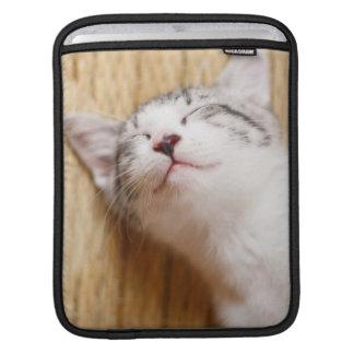 Sleeping Kitten iPad Sleeve