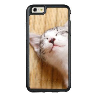 Sleeping Kitten On Tatami Mat OtterBox iPhone 6/6s Plus Case