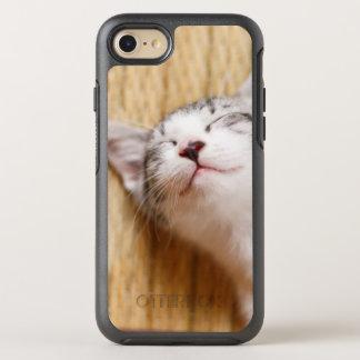 Sleeping Kitten On Tatami Mat OtterBox Symmetry iPhone 8/7 Case