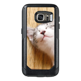 Sleeping Kitten OtterBox Samsung Galaxy S7 Case