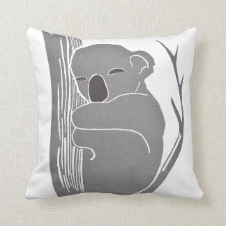 Sleeping Koala Pillow