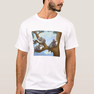 Sleeping Koala Shirt