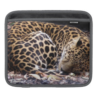 Sleeping Leopard iPad Sleeve