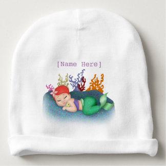 Sleeping Merbaby Baby Hat Baby Beanie