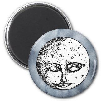 Sleeping Moon Magnet