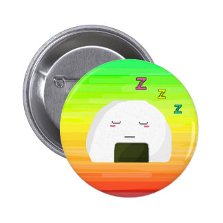 Sleeping Onigiri Button