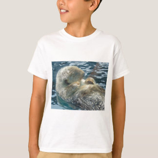 Sleeping Otter T-Shirt
