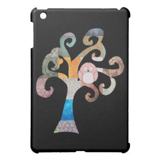 Sleeping Owl iPad Mini Covers