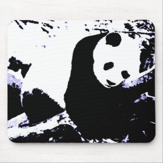 Sleeping Panda Mouse Pads