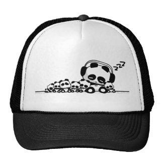 Sleeping Pandas Cap
