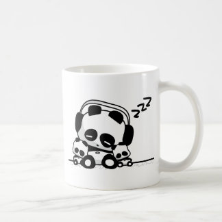 Sleeping Pandas Coffee Mug