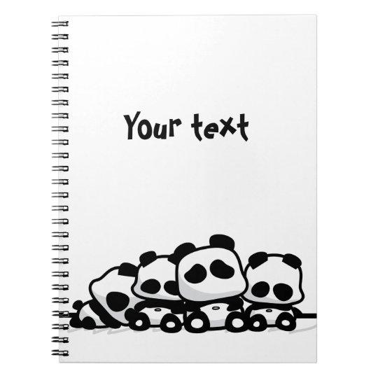 Sleeping Pandas Notebooks