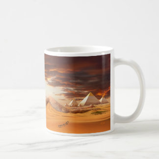 Sleeping Pharaoh - cup Mugs