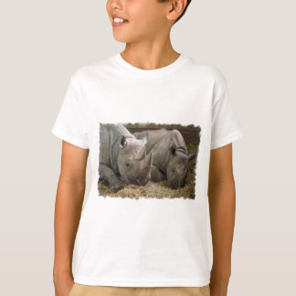 Sleeping Rhinos Youth T-Shirt