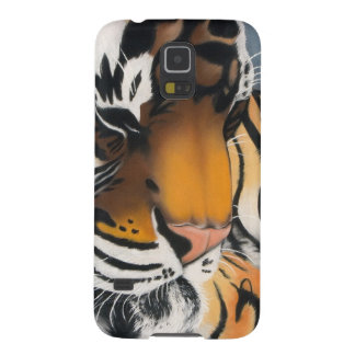 Sleeping Tiger Galaxy S5 Cover