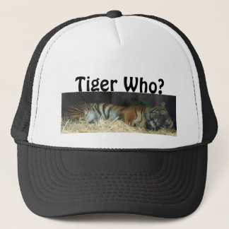 Sleeping Tiger? Trucker Hat
