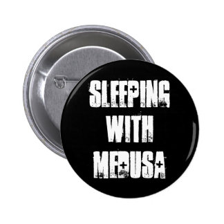 Sleeping With Medusa 6 Cm Round Badge