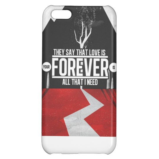 Sleeping With Sirens iPhone 5 Case