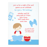 Sleepover Party Invitation