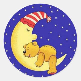 Sleeptime Bear Sticker