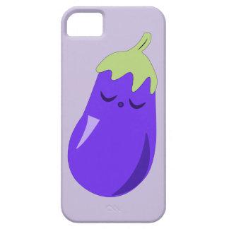 Sleepy Baby Eggplant iPhone case iPhone 5 Cases