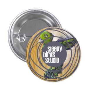 Sleepy Birds Studio Button 1