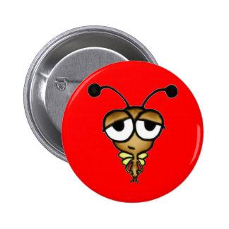 Sleepy Bug Pins