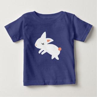 Sleepy Bunny Baby T-Shirt