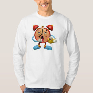 Sleepy Clock T-Shirt