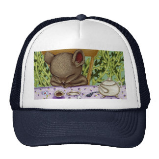 Sleepy Doormouse Alice In Wonderland Hat