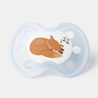 Sleepy Fox Dummy
