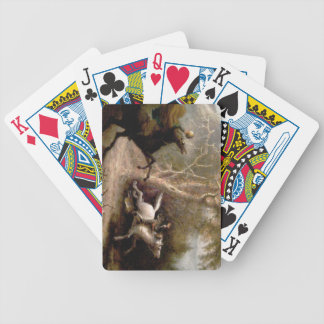 Sleepy Hollow Headless Horseman Playing Card Deck