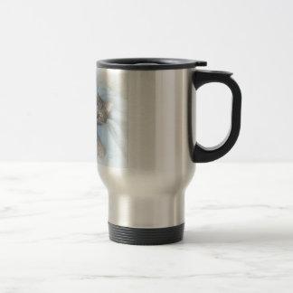 Sleepy Kitty Coffee Mug