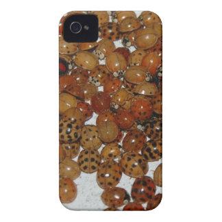 Sleepy Ladybirds Case-Mate iPhone 4 Case