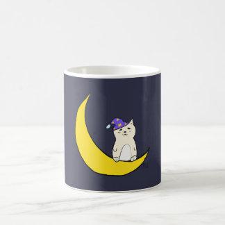 Sleepy Mau Coffee Mug