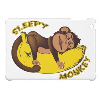 Sleepy Monkey iPad Mini Case