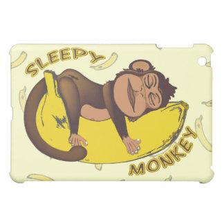 Sleepy Monkey iPad Mini Cover