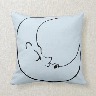 Sleepy Moon Cushion