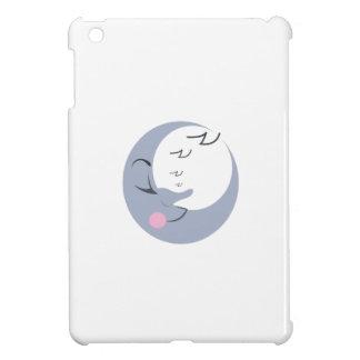 Sleepy Moon iPad Mini Case